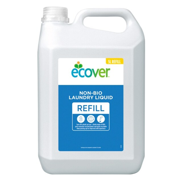 エコベール ランドリー リキッド(洗たく用洗剤) (大容量パック) 5L
