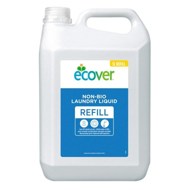 エコベール ランドリー リキッド(洗たく用洗剤) (大容量パック) 5L【輸入待ちのため休止中】