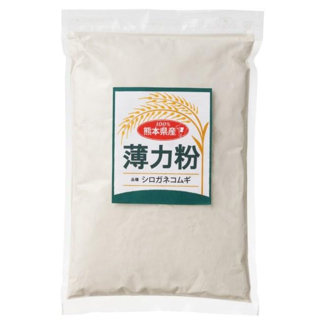 熊本県産 薄力粉 500g