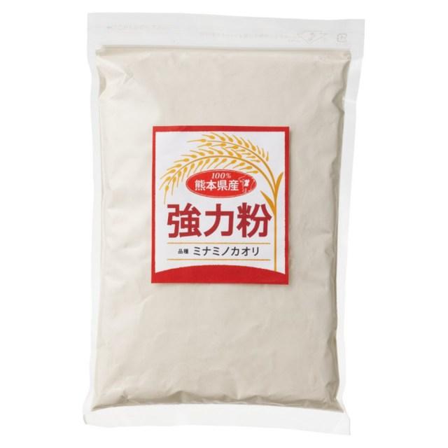 熊本県産 強力粉 500g