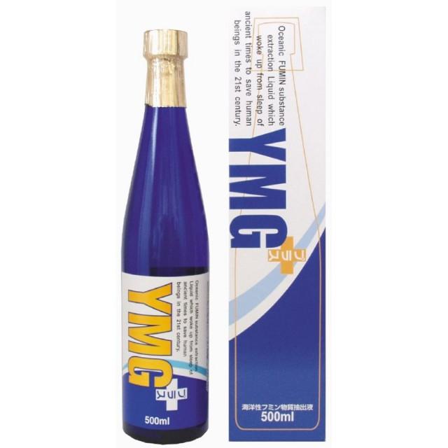 YMGプラス (海洋性フミン物質抽出液) 500ml