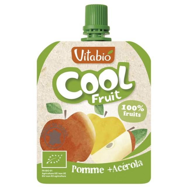 Vitabio クールフルーツ アップル 90g