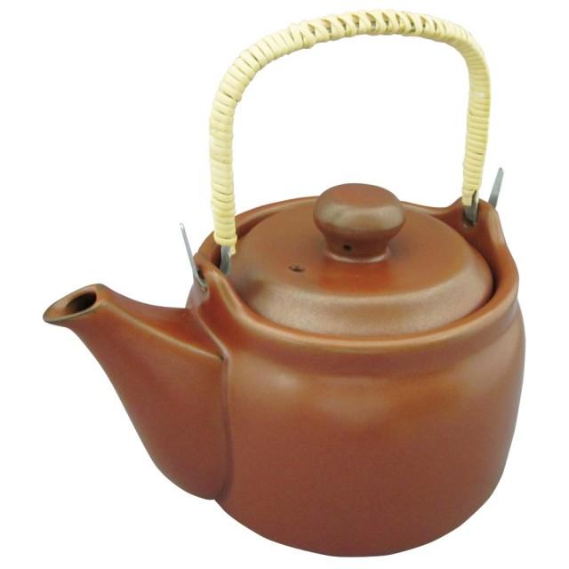 マスタークック けんこう土瓶(茶) 1.6L【製造待ちのため休止中】