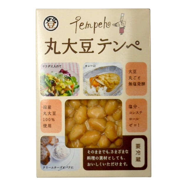 【冷蔵品】 丸大豆テンペ 100g