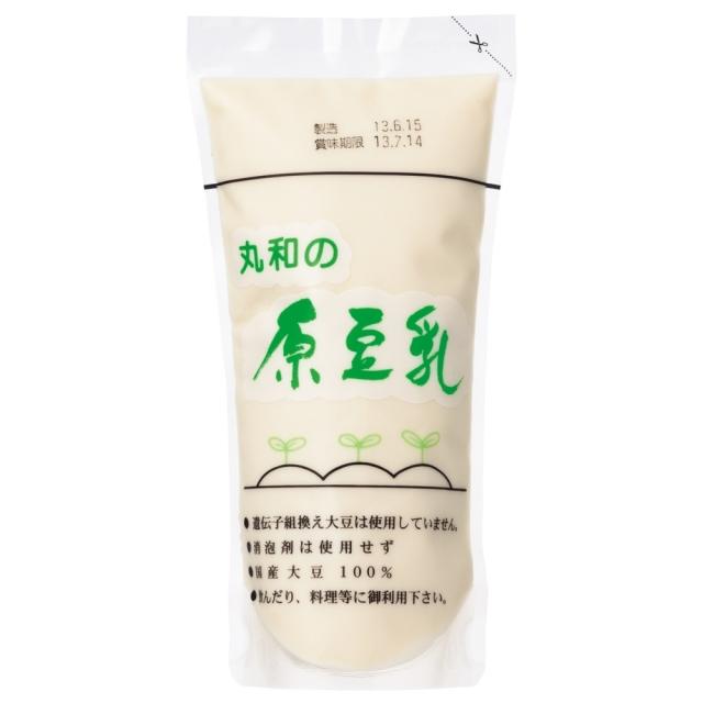 【冷蔵品】 丸和の豆乳 300g