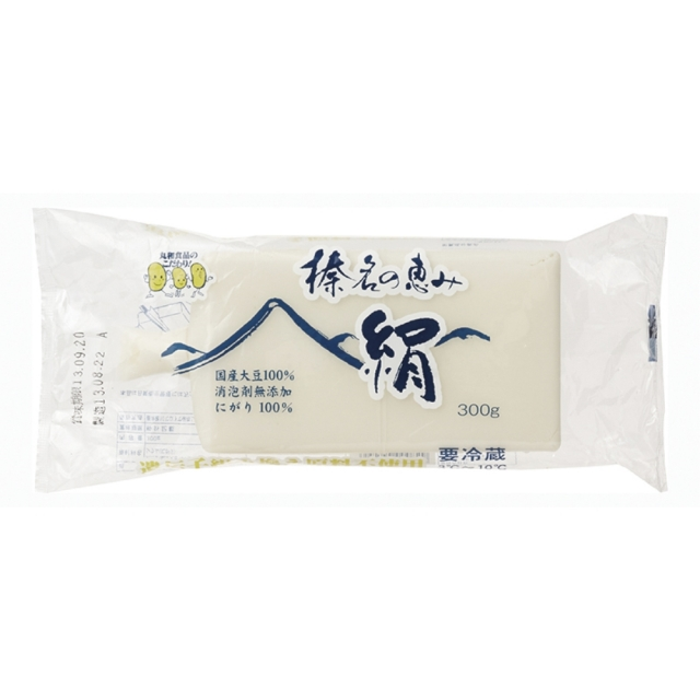 【冷蔵品】 榛名(はるな)の恵み・充填豆腐 300g