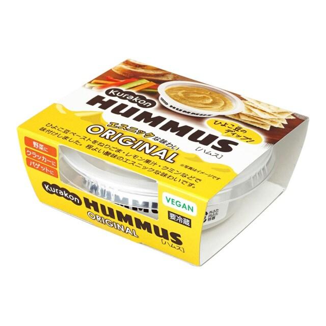 【冷蔵品】 KURAKON HUMMUS ORIGINAL 80g