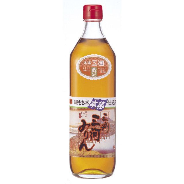 【酒類】三州(さんしゅう)三河みりん 700ml 【リマセレクション】