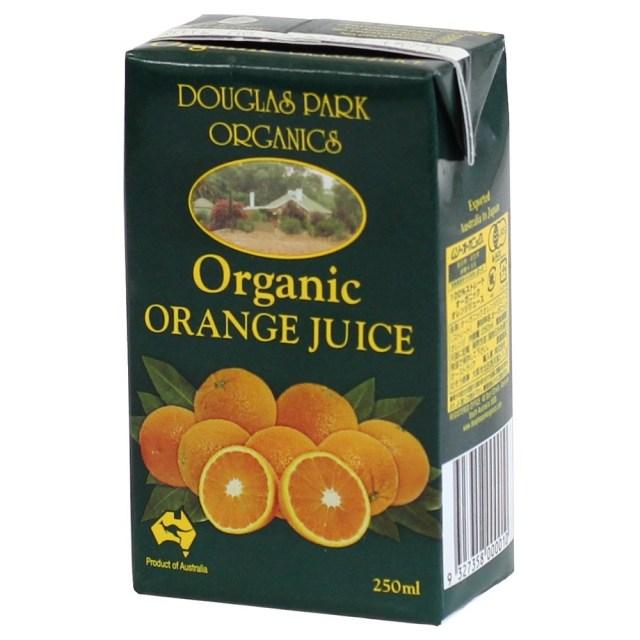 【リマセレクション】 オーガニック オレンジジュース 250ml