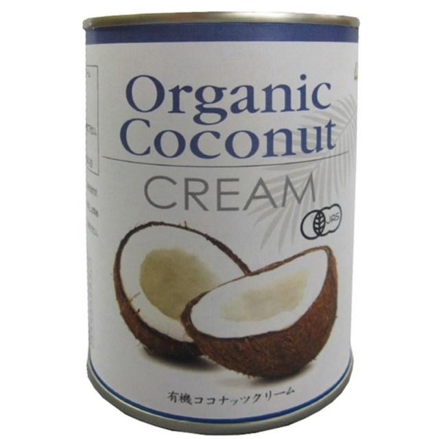 オーガニック ココナッツ クリーム 400ml 【リマセレクション】