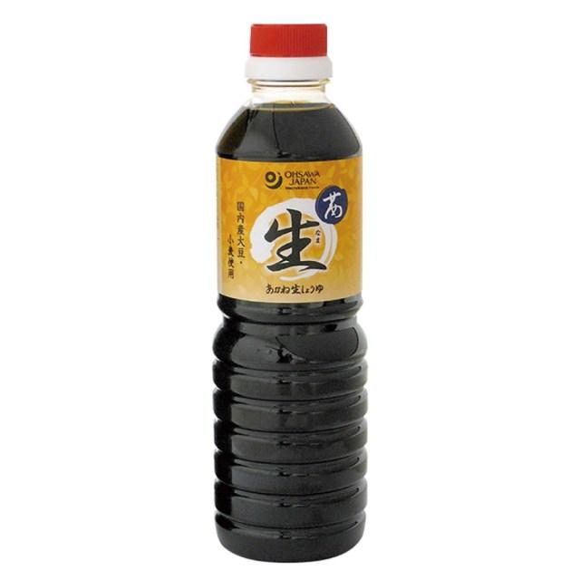 茜生醤油 500ml