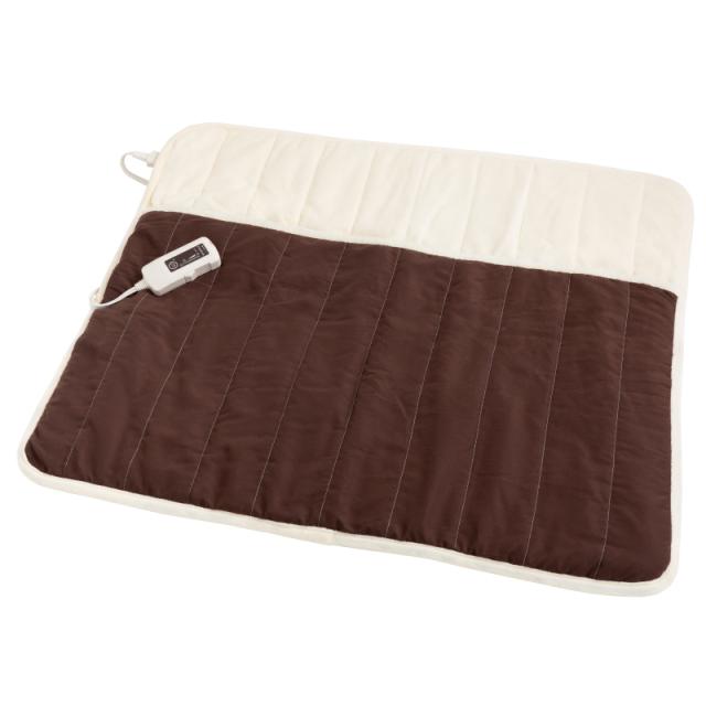 【カムカム倶楽部特選品】ゼンケン 足入れ電熱マット ZMT-50F