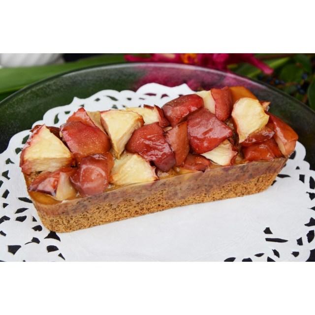 【カムカム倶楽部特選品】 アロハス りんごと紅茶のパウンドケーキ 1本(320g)