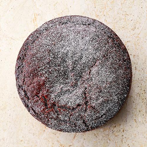 【リマ特選産直品】 ビオクラ 米粉のガトーショコラ カットなし 1ホール(285g)