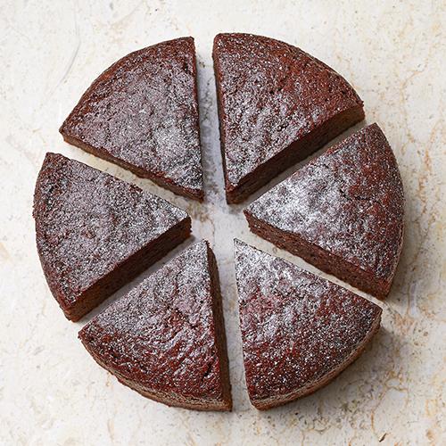 【リマ特選産直品】 ビオクラ 米粉のガトーショコラ 1/6カットあり 1ホール(285g)