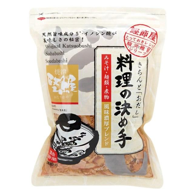料理の決め手(混合削りぶし) 100g