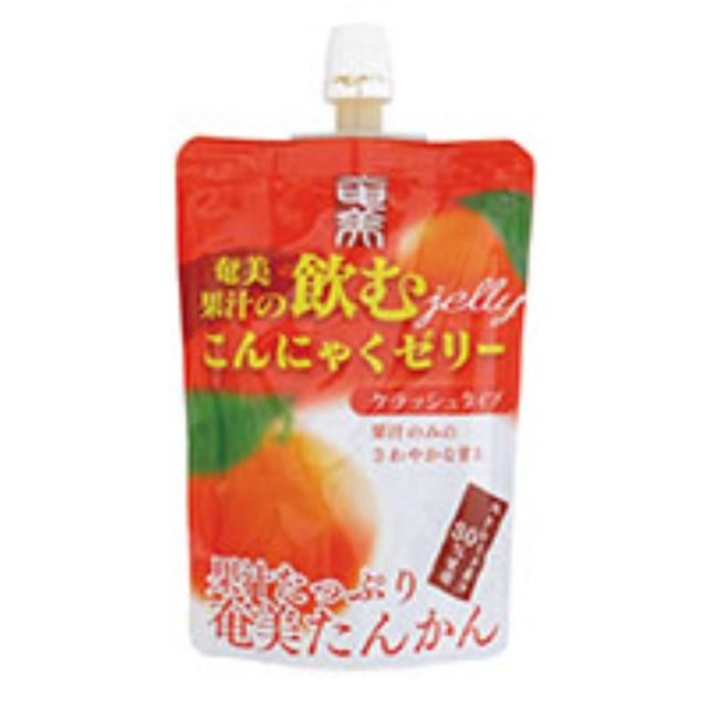飲むこんにゃくゼリー(奄美たんかん) 130g