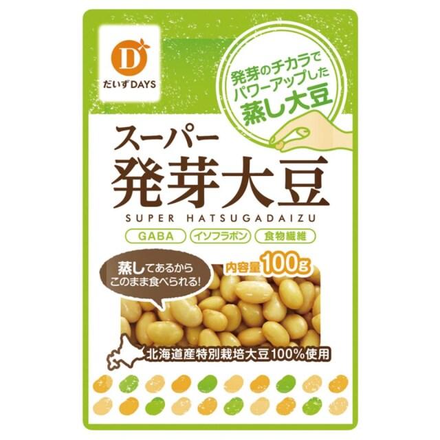 スーパー発芽大豆 100g
