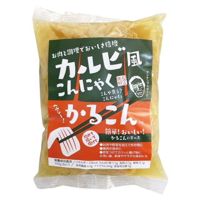 カルビ風こんにゃく(かるこん) 180g