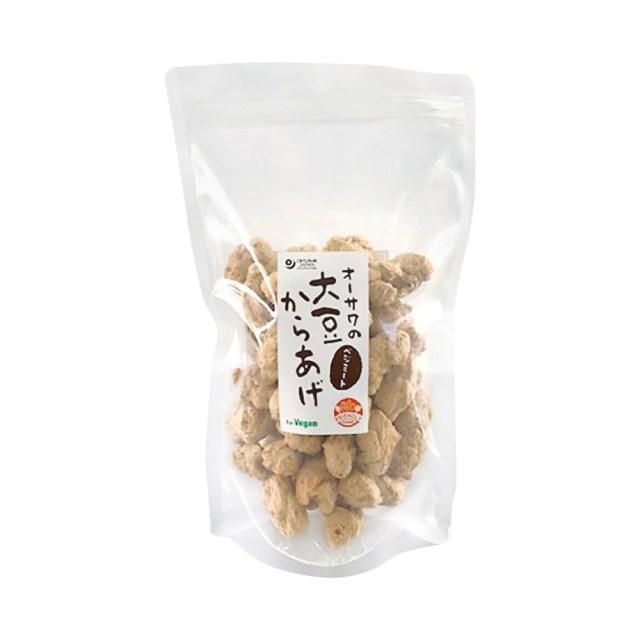 オーサワの大豆からあげ(ベジミート) 150g