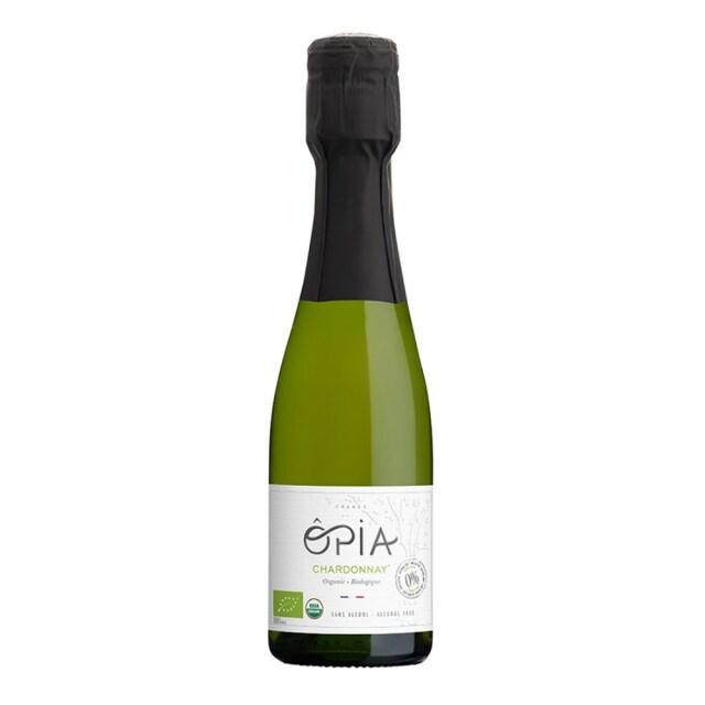 OPIA(オピア) シャルドネ スパークリング オーガニックノンアルコール(ワインテイスト飲料) 200ml