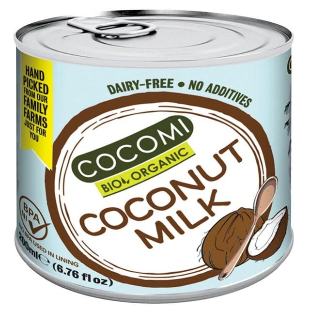 ココミ オーガニックココナッツミルク 200ml
