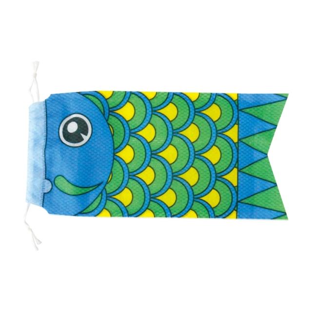 鯉のぼりあられ(青) 50g(25g×2袋)