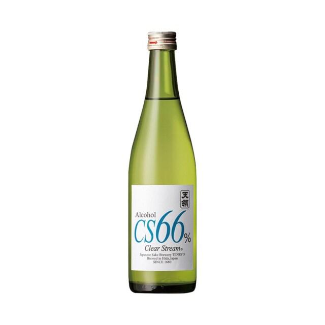 天領 CS66%Clear Stream(高濃度エタノール製品) 500ml