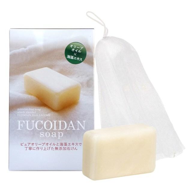 フコイダン石鹸 80g