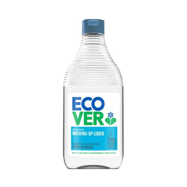 エコベール 食器用洗剤(カモミール) 450ml