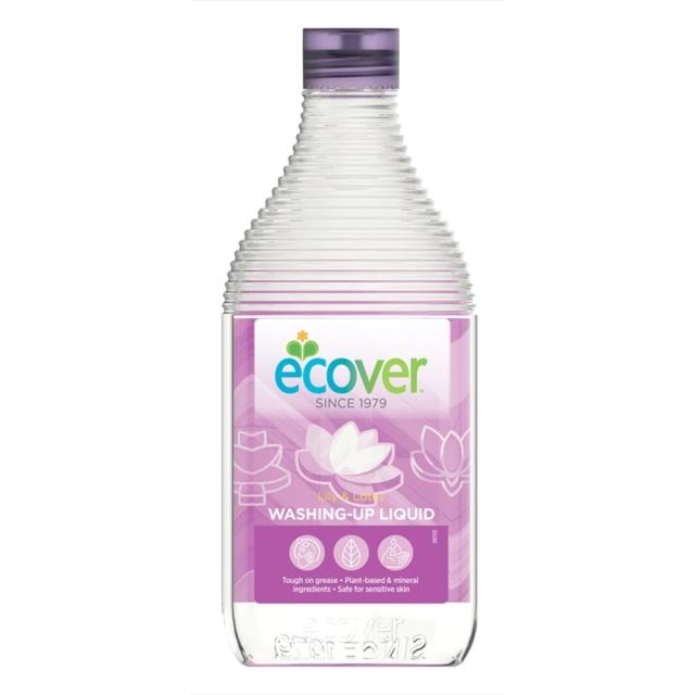 エコベール 食器用洗剤(リリー&ロータス) 450ml
