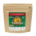 サミーゴ カフェインレス オーガニックコーヒー(粉) 100g