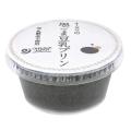 【冷蔵品】 オーサワの黒ごま豆乳プリン 80g