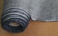 先染リネン 生地 紺 クロス幅104cm(10cm単位)【麻】【手作り】【ハンドメイド】