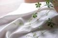 リネン 生地 40番手ホワイト(クロス幅155cm)(1m単位)ソフト加工 日本製【麻】【手作り】【ハンドメイド】