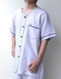 半袖メンズパジャマ