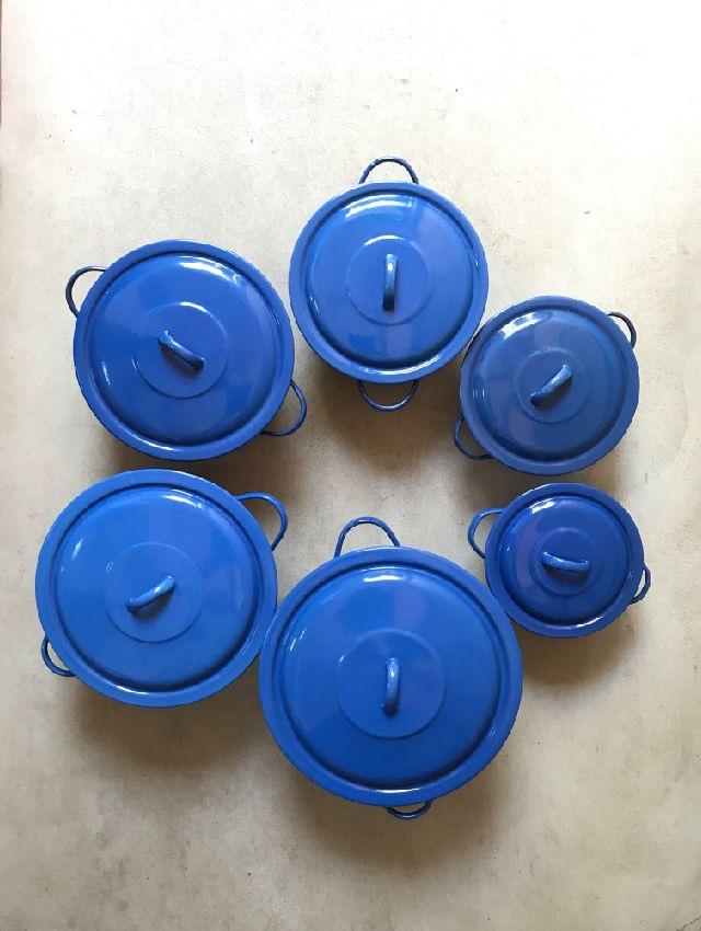 ホーロー鍋1