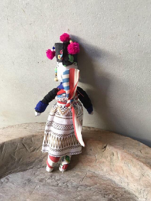 ラオスモン族人形A-2