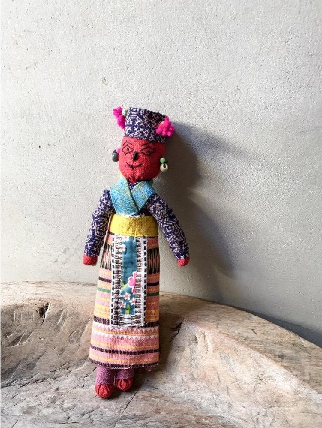 ラオスモン族人形C-1