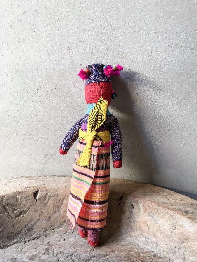 ラオスモン族人形C-2