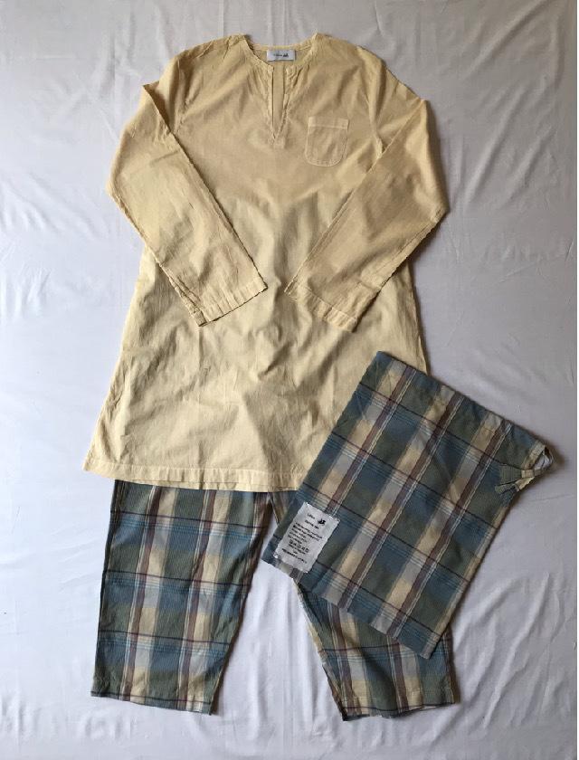 サンプルパジャマ1