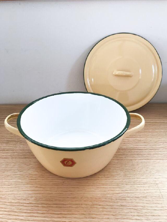ホーロー鍋7