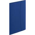 ホルダー用ブック〈ビジカル〉 4ポケット ブルー