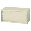 デ−タファイル保管庫 スチール引戸 上置き専用 W880×D515×H400 DF−880