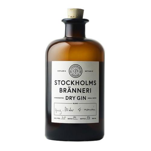 ストックホルム ブランネリ ドライ ジン 40/500[150230][正規輸入][箱なし]