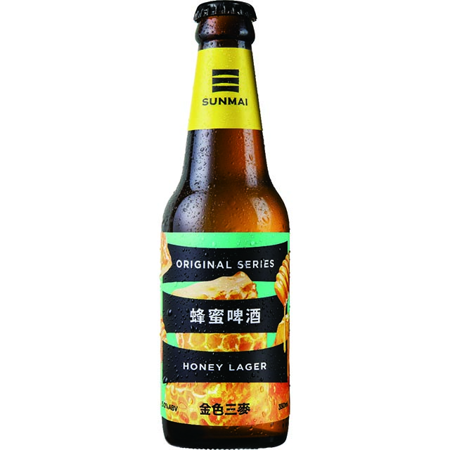 サンマイ 蜂蜜麦酒 ハニーラガー 5/350 [153387]