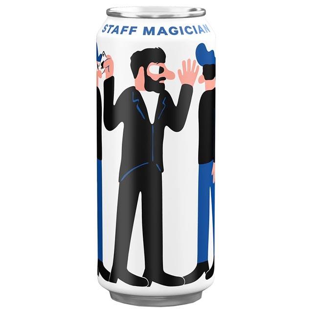 [48缶限定][153604]ミッケラー スタッフマジシャン ニューイングランドペールエール 5.5/475【要冷蔵】