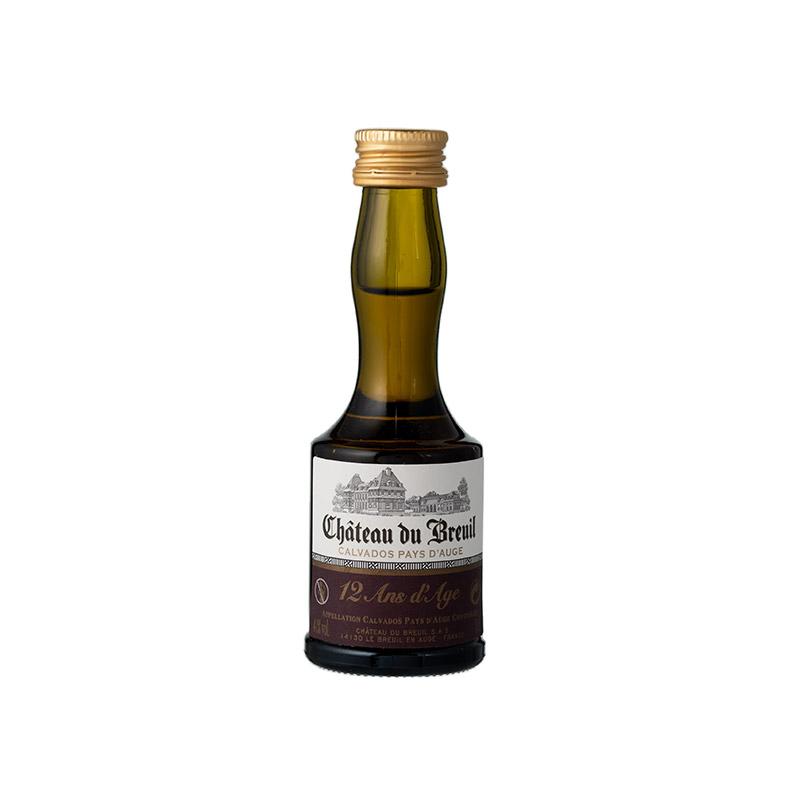 シャトー ド ブルイユ 12年 ミニチュア 41/30[154131][正規輸入][箱なし]