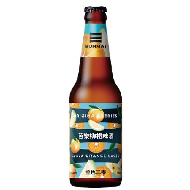 サンマイ 芭樂柳橙麦酒 グアヴァオレンジラガー 5/350 [155087]
