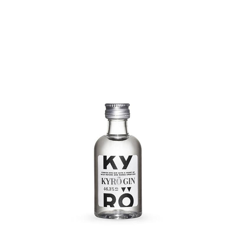 【KDC】【KYRO】 キュロ ジン ミニ チュア 【キュロ ディスティラリー カンパニー】46.3/50[155296][正規輸入][箱なし]